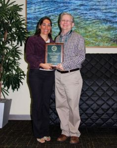 (Left) Robyn Chiarelli, TMA & (Right) Michael Wright, FDOT